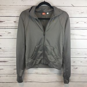 Puma Gray Track Jacket